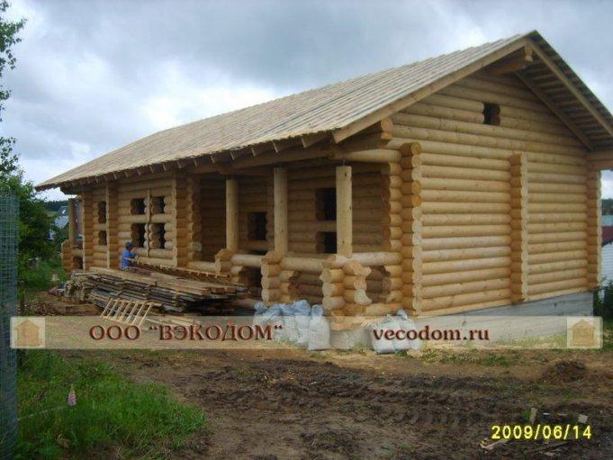 Нові будинки