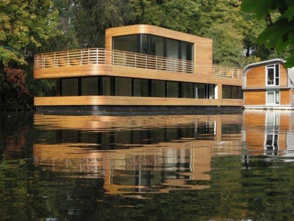 Сучасні будинки з бруса